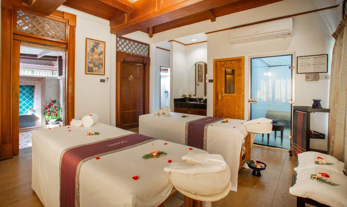 Spa in Phuket, Thavorn Beach Village